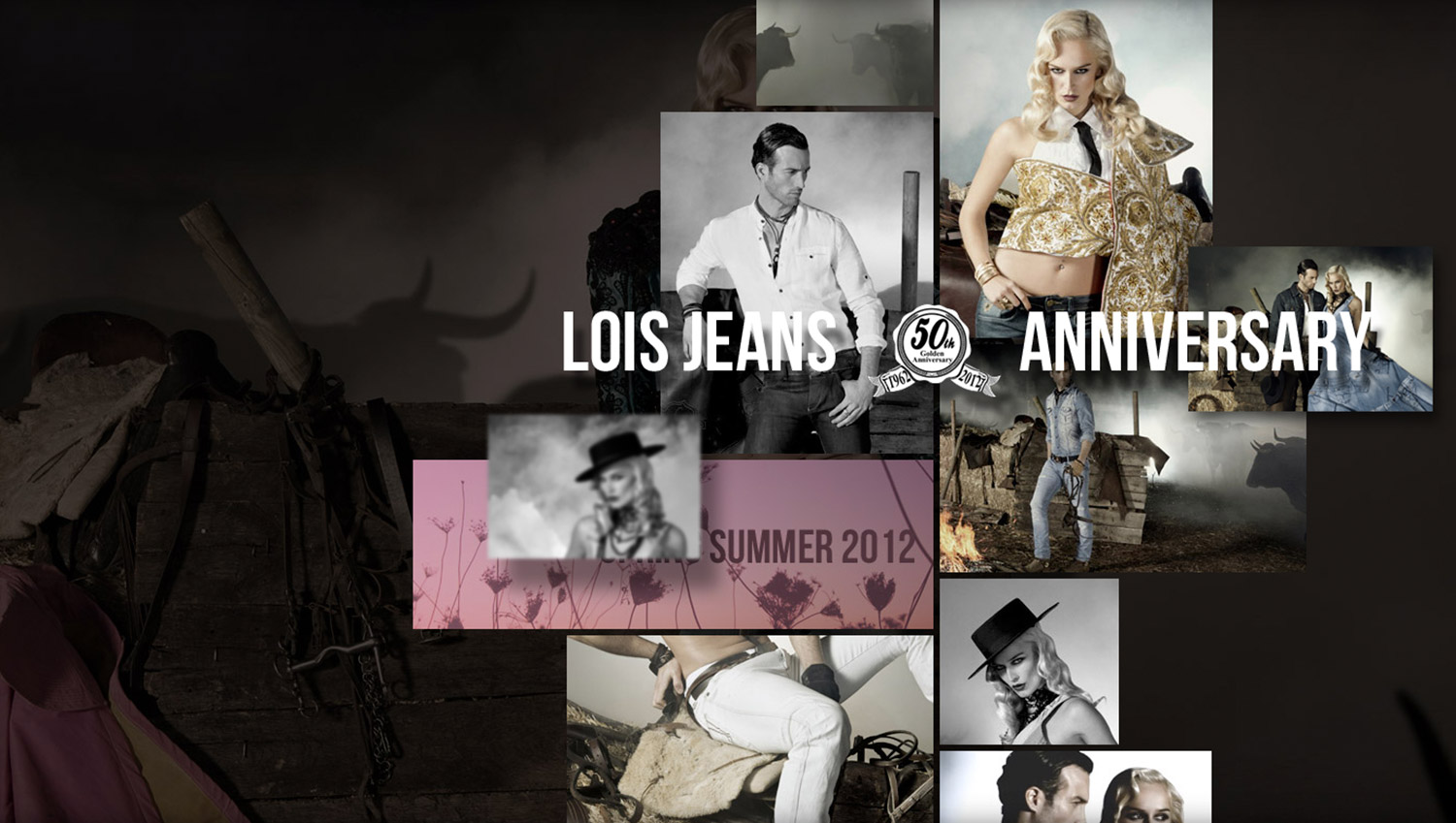 50th Anniversary / SS 2012