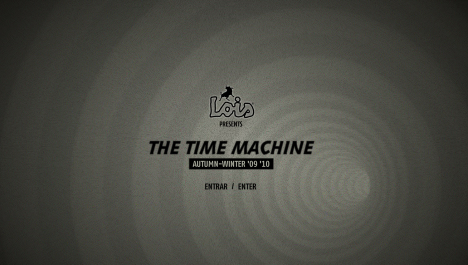 The Time Machine / AW 2009