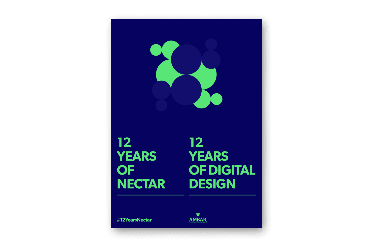 12 Years of Nectar. 12 Years of digital Design