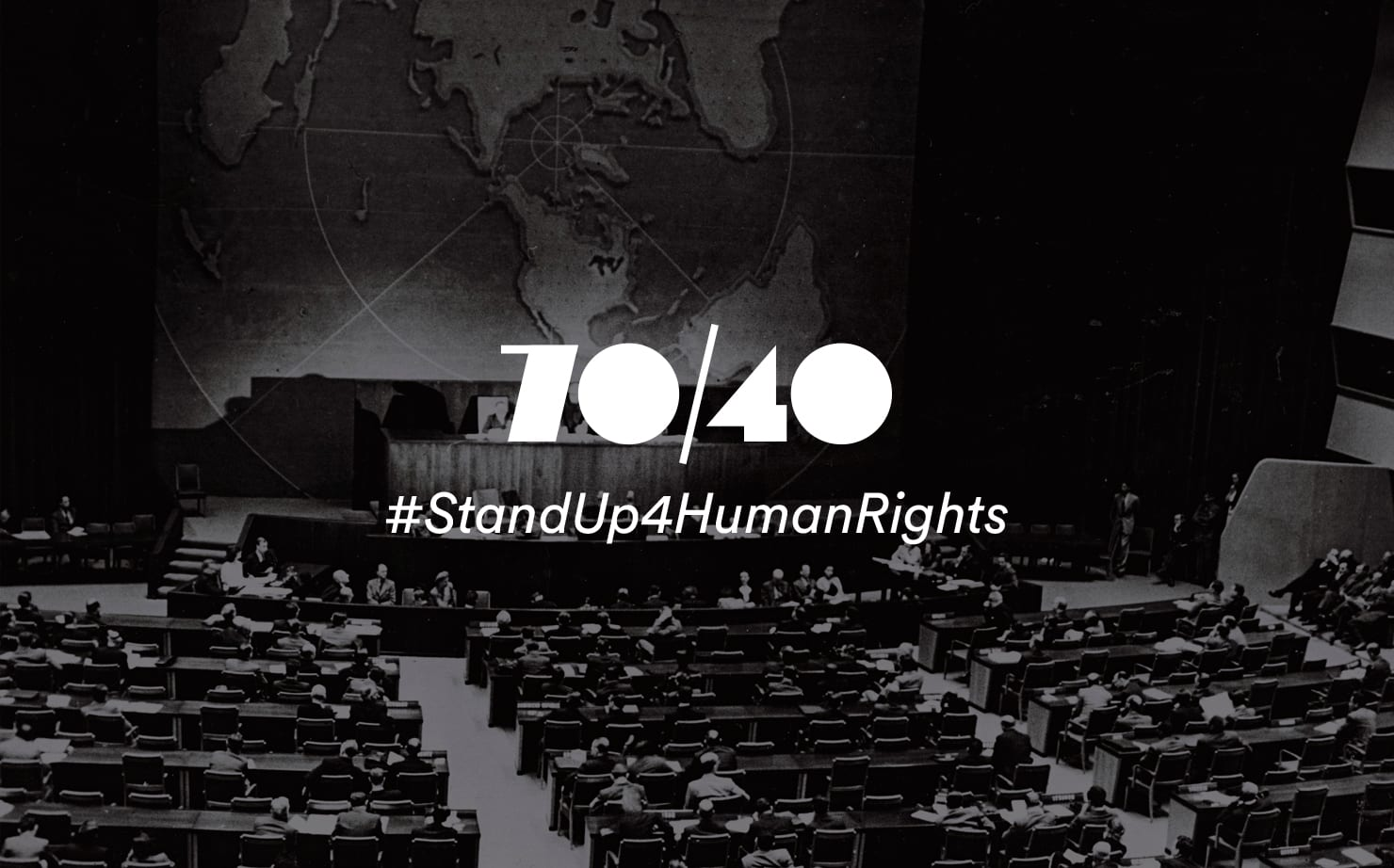Branding for IDH. #StandUp4HumanRights
