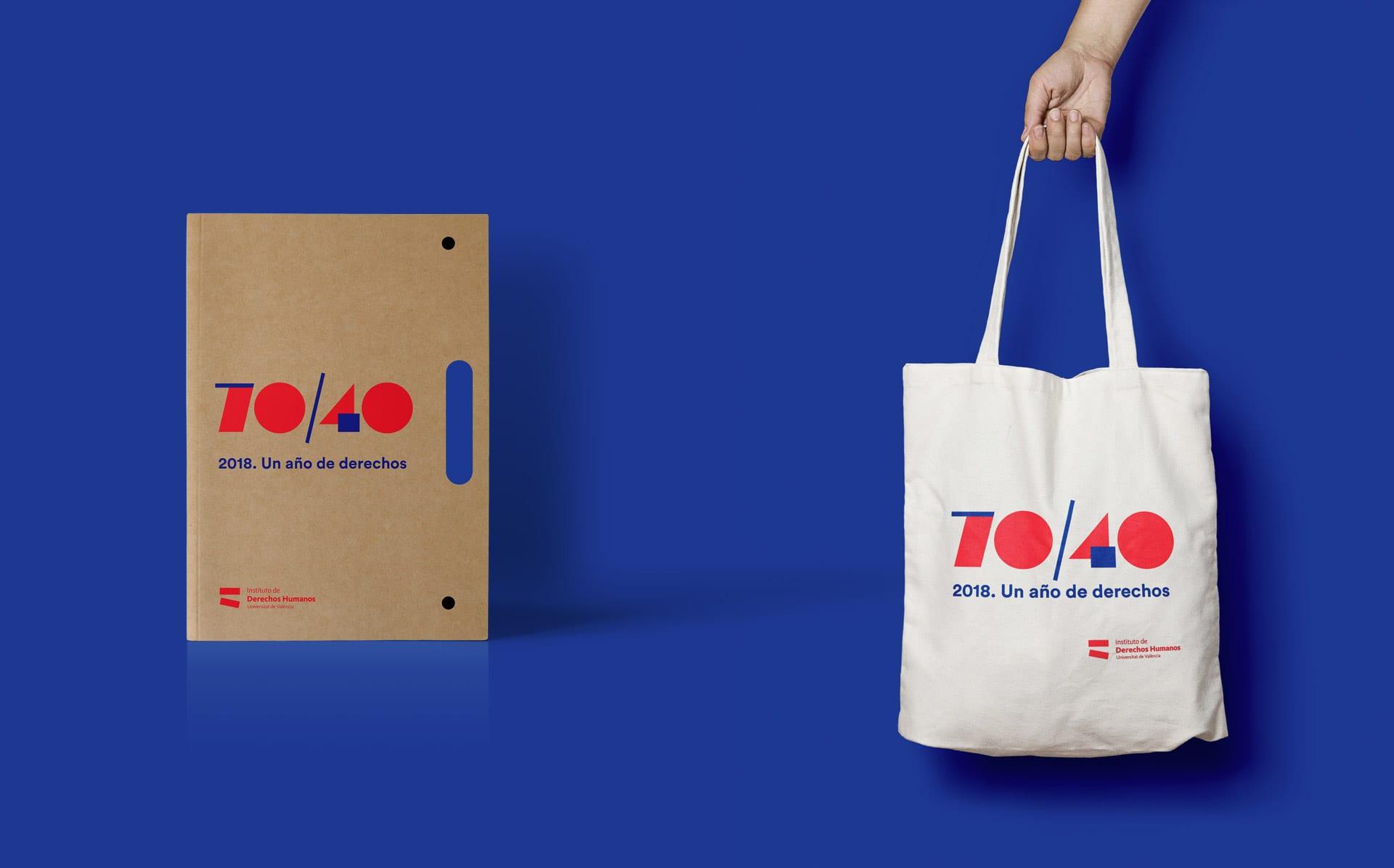 Branding y diseño de marcas para IDH
