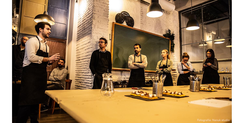 Nectar Future cocinando la innovación y el diseño en el centro de Valencia.