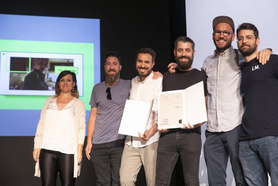 Dos oros y una plata en los Premios ADCV 2019 para Nectar