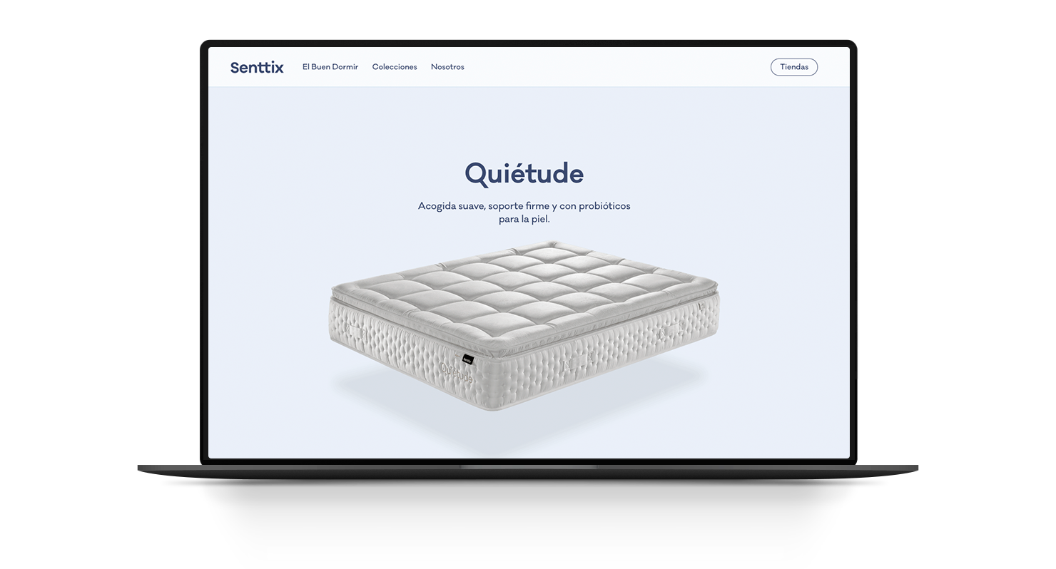 We launched the new Senttix website